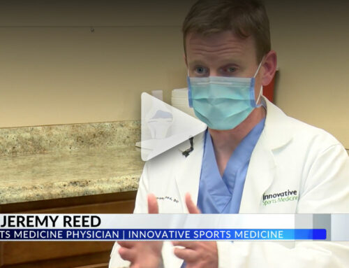 Dr. Reed Featured as Expert on KOLR 10 News