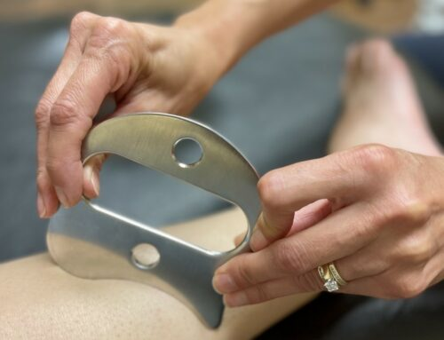 What is Scrape Therapy? (IASTM -Instrument Soft Tissue Mobilization)
